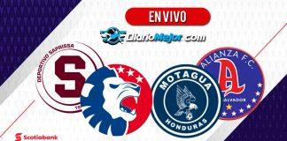 Liga Concacaf 2019 EN VIVO