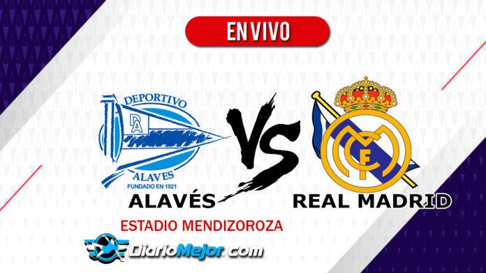 Alavés vs Real Madrid EN VIVO Laliga 2019