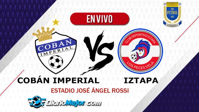 Coban-Imperial-vs-Iztapa-En-VIVO-Liga-Nacional-Apertura-2019