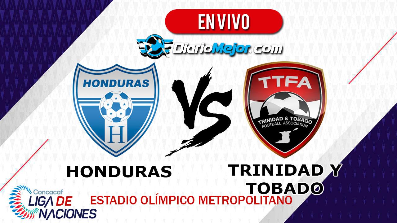 Honduras vs Trinidad y Tobago EN VIVO Hora Y Donde Ver | Liga De Naciones Concacaf 2019-20 - Diario Mejor