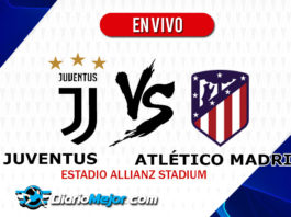 Juventus vs Atlético Madrid WN VIVO Champions League