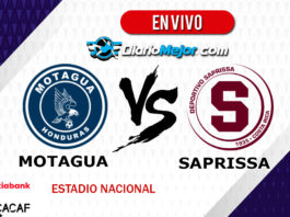 Motagua vs Saprissa EN VIVO Final Liga Concacaf 2019
