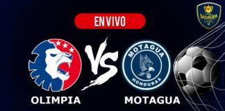 Olimpia vs Motagua EN VIVO Pentagonal Liga Nacional 2019