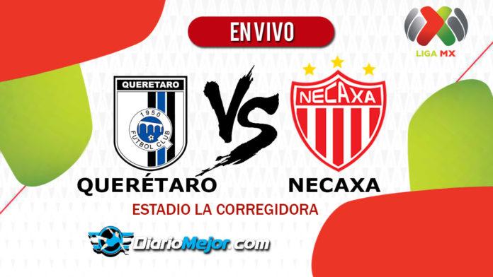 Queretaro-vs-Necaxa-EN-VIVO-Liga-MX-Apetura-2019