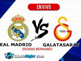 Real Madrid vs Galatasaray EN VIVO