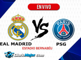 Real Madrid vs PSG EN VIVO Champions League