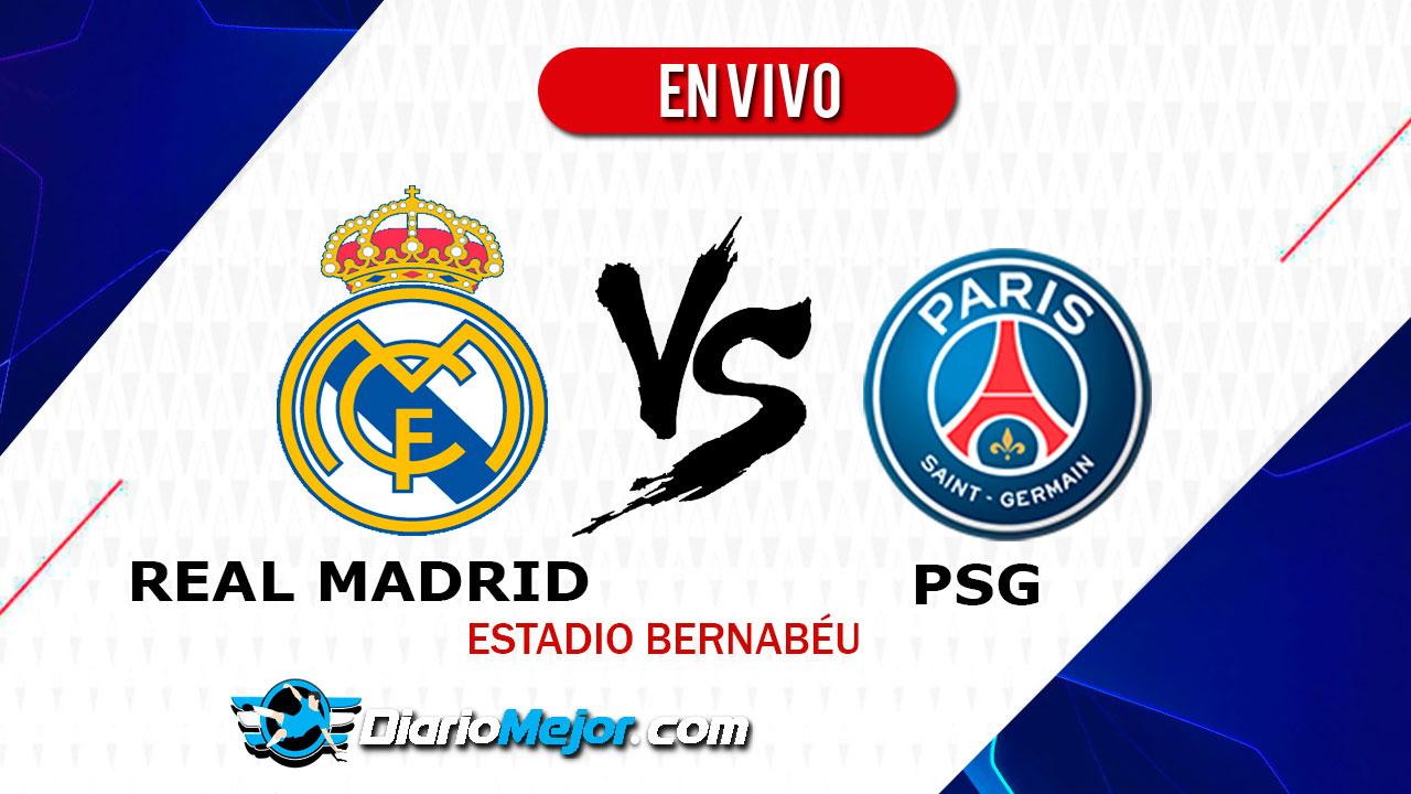 Real Madrid Vs Psg En Vivo Hora Y Donde Ver Champions League