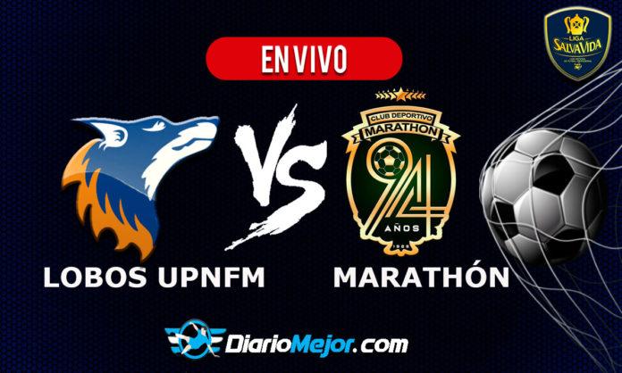 UPNF vs Marathón EN VIVO Pentagonal La Liga Nacional 2019