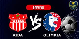 Vida-vs-Olimpia-En-VIVO-Liga-Nacional-Apertura-2019