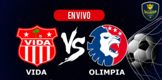 Vida-vs-Olimpia-En-VIVO-Pentagonal-Liga-Nacional-Apertura-2019