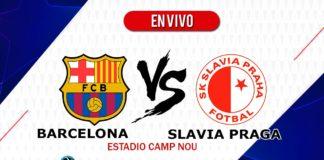 Barcelona-vs-Slavia Praga-En-Vivo-Champions-League-2019-20