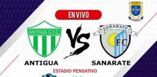 Antigua-vs-Sanarate-EN-VIVO-Cuartos-Final-2019