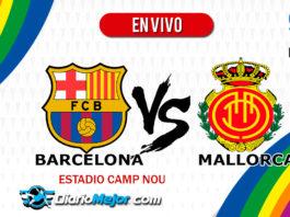 Barcelona vs Mallorca EN VIVO Laliga 2019