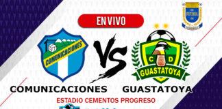 Comunicaciones-vs-Guastatoya-EN-VIVO-Cuartos-Final-2019