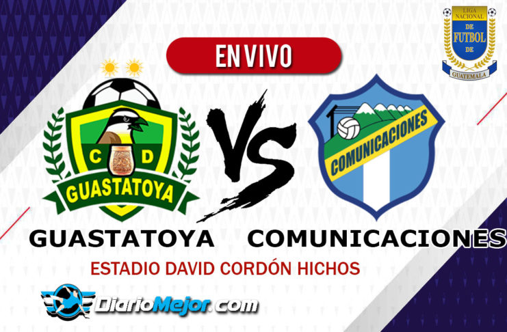 Guastatoya-vs-Comunicaciones-EN-VIVO-Liga-Nacional-Guatemala-Apertura-2019