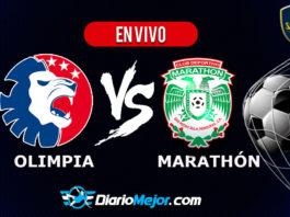 Olimpia vs Marathón EN VIVO Pentagonal Apertura 2019