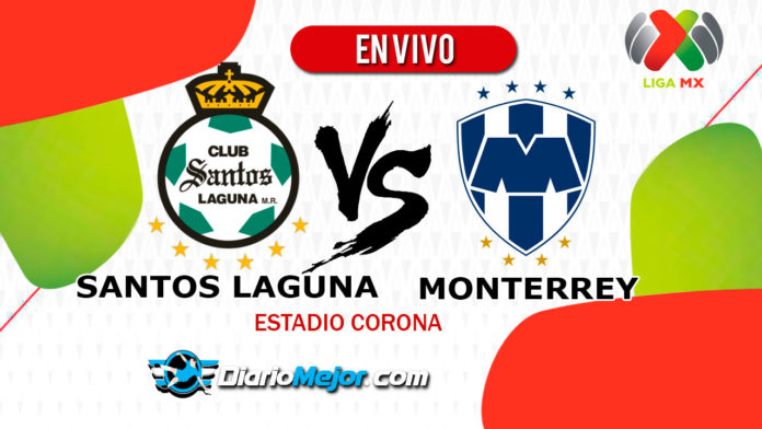 Santos-Laguna-vs-Monterrey-En-VIVO-Liga-MX-Apertura-2019