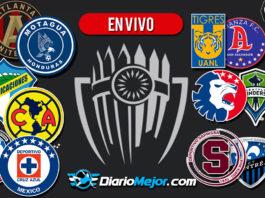 Sorteo Concacaf Champions League 2020