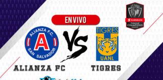 Alianza-FC-vs-Tigres-EN-VIVO-Liga-Concachampions-2020