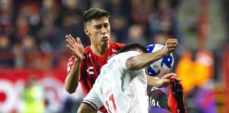 Choque Chapu Sanchez vs Mauro Lainez