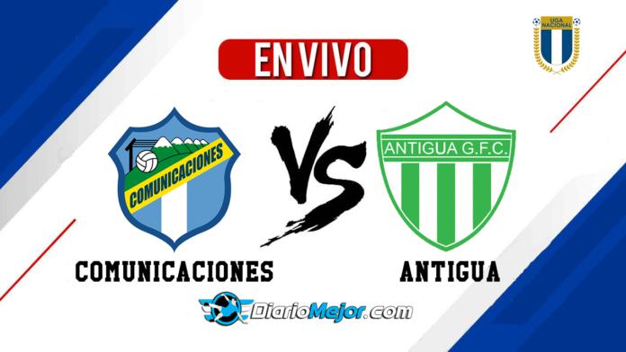 Comunicaciones-vs-Antigua-En-Vivo-Clausura-2020