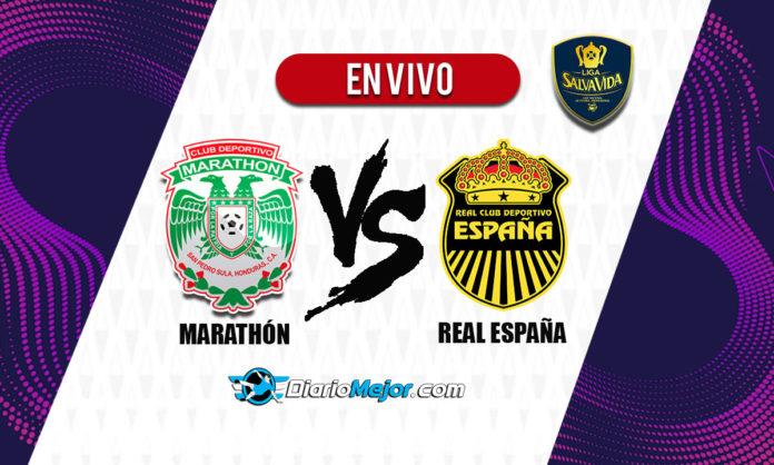 Marathón-vs-Real-Espana-En-Vivo-Clausura-2020-Liga-Nacional
