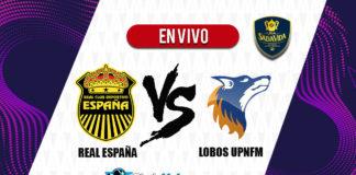 Real-Espana-vs-Lobos-UPNFM-En-Vivo-Clausura-2020-Liga-Nacional