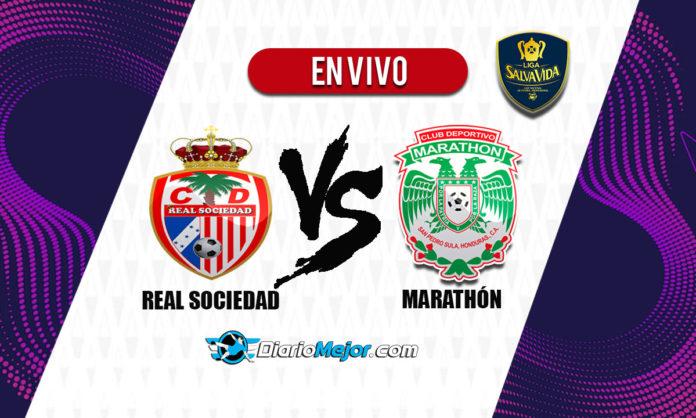 Real-Sociedad-vs-Marathon-En-Vivo-Clausura-2020-Liga-Nacional