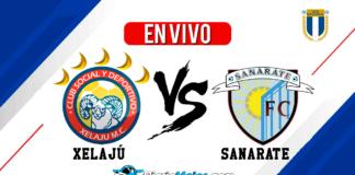 Xelaju-vs-Sanarate-EN-VIVO-Liga-Nacional-Clausura-2020