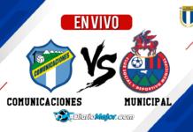 Comunicaciones-vs-Municipal-En-Vivo-Clausura