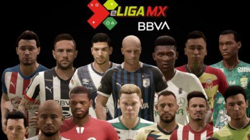 Jugadores eliga MX BBVA