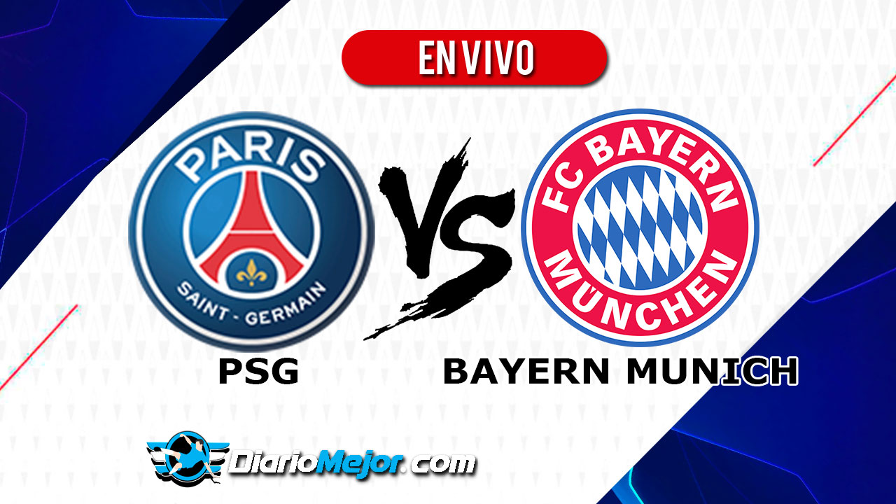 Psg Vs Bayern Múnich En Vivo Y Donde Ver Champions League 2020