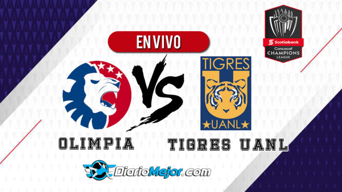 Olimpia-vs-Tigres-UANL-EN-VIVO-Concachampions-2020
