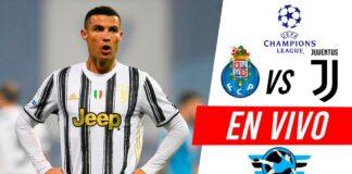Oporto vs Juventus EN VIVO ONLINE