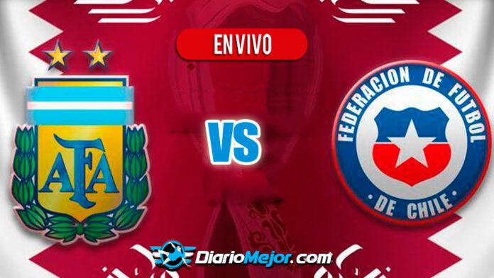 Argentina-Chile-Eliminatoria-Qatar-2022