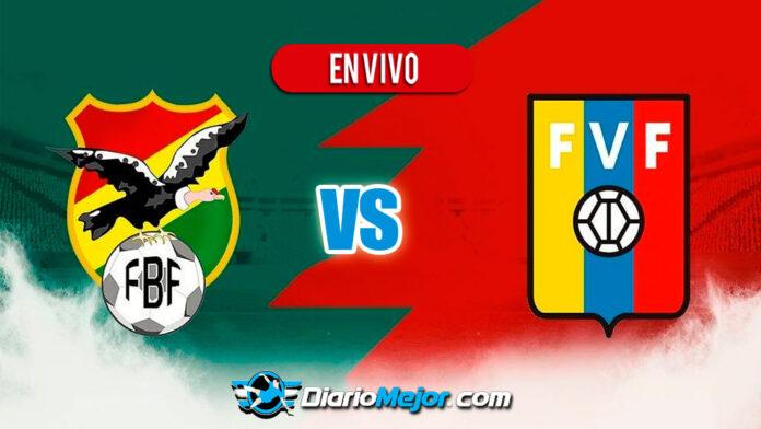 Bolivia-vs-Venezuela-Eliminatoria-Qatar-2022