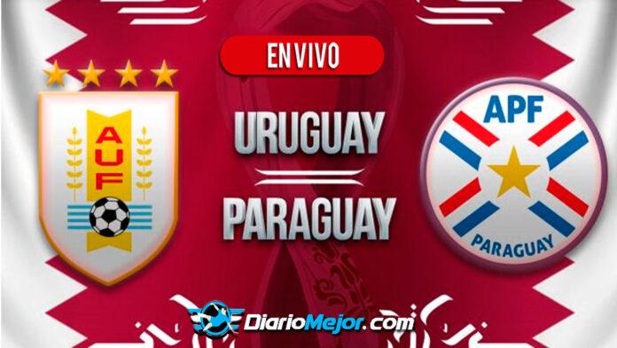 Uruguay-vs-Paraguay-Eliminatoria-Qatar-2022
