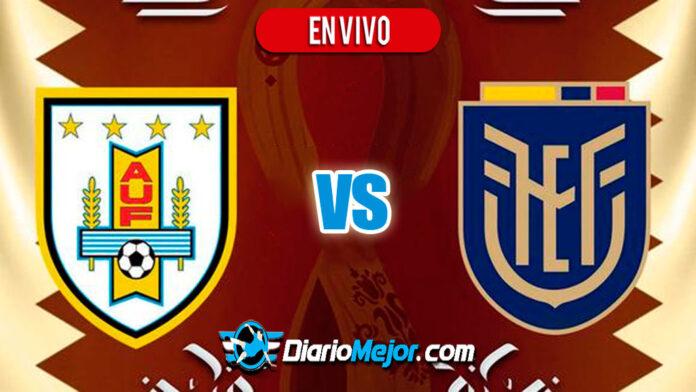 Uruguay-vs-Ecuador-Eliminatoria-Qatar-2022