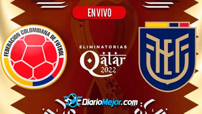 Colombia-vs-Ecuador-Eliminatoria-Qatar-2022