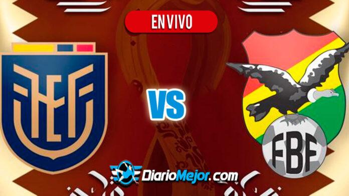 Ecuador-vs-Bolivia-Eliminatoria-Qatar-2022