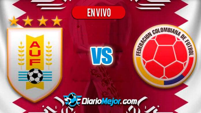 Uruguay-vs-Colombia-Eliminatoria-Qatar-2022